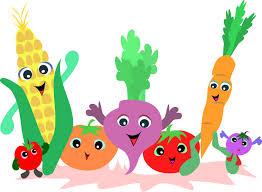 dancing fruit clipart 15