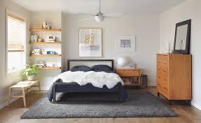 how to use floating wall shelves room u0026 board