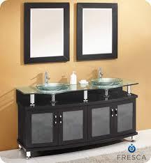 Espresso Bathroom Vanity Fresca Contento 60
