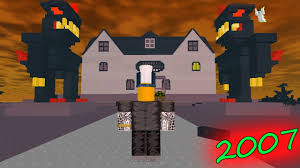 Roblox Maps Playing 2007 Horror Maps On Friday The 13th Roblox Youtube