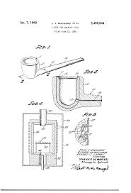 patent us3420244 liner for smoking pipe google patents