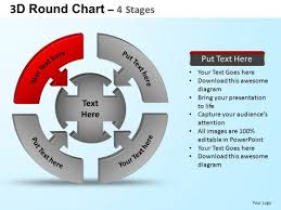 powerpoint slide designs download round process flow chart ppt
