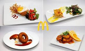 article cuisine chefs gourmet food from mcdonald s ingredients including