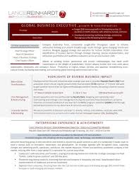 branding resume chief strategy officer u2014 authentic executive resume branding