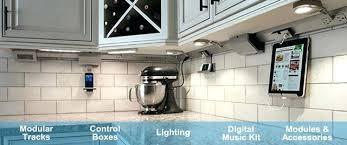 kitchen under cabinet led lighting best under cabinet led lighting kitchen superb led strip light best
