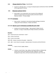 Sample Resume Objectives For Trades by Computer Skills Resume Samples Resume For Your Job Application
