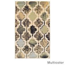 Modern Green Rug Green Geometric Rugs Area Rugs For Less Overstock