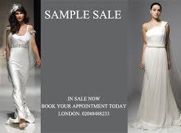 wedding dress sale london designer wedding dress sle sales 2017 wedding dresses in jax