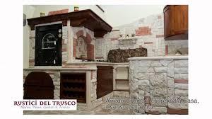 Caminetto Rustico In Pietra by Rustici Del Trusco Youtube