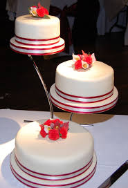 129 best wedding cakes in separate tiers images on pinterest