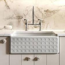 Undermount Cast Iron Kitchen Sink by Undermount Cast Iron Kitchen Sinks With Brown Quartz Countertop