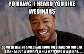 Webinar Meme - post your best it meme water cooler spiceworks page 2