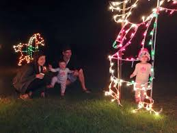 Light Up Ocala Space Coast Lightfest Your Incredible Christmas Light Drivethrough