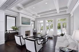 What Is A Coffered Ceiling by Coffered Ceiling Or Beams