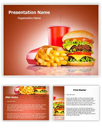 Fast Food Ppt Templates Free Download Make Great Looking Powerpoint Fast Food Ppt