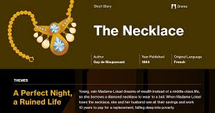 her story necklace images The necklace quotes course hero jpg
