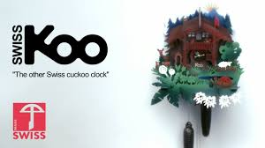 the other swiss made cuckoo clock youtube