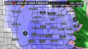 Michigan Power Outage Map by Heavy Snow Leads To Thousands Of Power Outages Wzzm13 Com