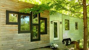amazing tiny haus by kmh concepts tiny house on wheels youtube