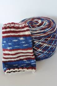 Grand Old Flag June 2015 Two Sisters Yarn Company