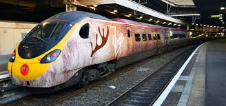 train livery branding signage design wraps application