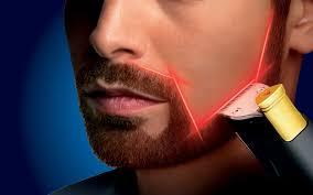 beardtrimmer 9100 laser guided beard trimmer series 9000 bt9285