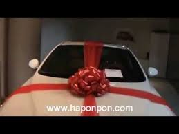 bows for cars presents how to decorate car for gift