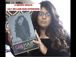 lilly hair extensions lilly bellami hair extensions 6 month update in