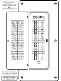 distribution board wiring diagram air circuit breaker diagram