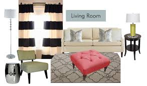 and striped curtains living room decorating clear