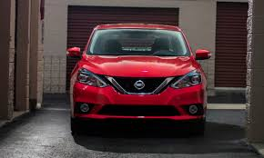 nissan sentra turbo 2017 first look 2017 nissan sentra sr turbo testdriven tv