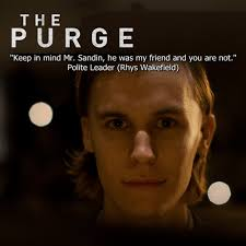 Purge Meme - quotes from the purge custom quotes from the purge unique quotes