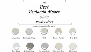 what is the best benjamin paint for kitchen cabinets the best benjamin gray paint colors west magnolia charm