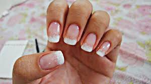 bitter because it u0027s butter how to gradient ombre french tip nails