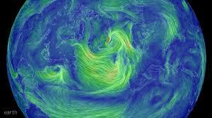earth wind map interactive earth wind map creates artwork
