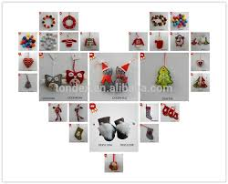 Christmas Decorations At Cheap Prices by Christmas Animals Decor With Cheap Price Best Selling Hanging Felt