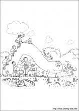 barbapapa coloring pages coloring book barbapapa