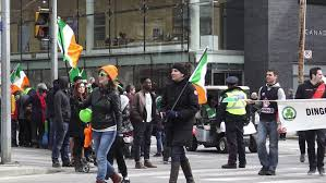 toronto march 13 the 29th st patrick u0027s day parade on march 13