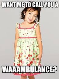 Wambulance Meme - jared tucson on twitter haha modernfamily lily wambulance