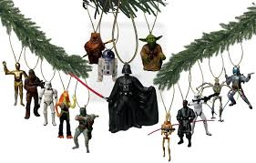 wars christmas decorations a wars christmas with these ornaments decor