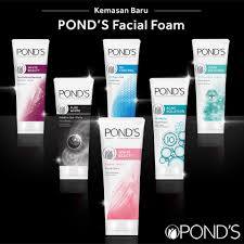 Ponds Baru pond s memperkenalkan wajah baru pond s foam