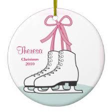 skates ornaments keepsake ornaments zazzle
