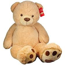 teddy bears best made toys jumbo stuffed teddy 52 inch walgreens