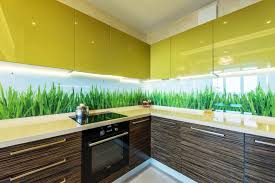 kitchen splashbacks ideas three glass splashback ideas to get your kitchen looking amazing