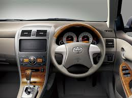 toyota corolla axio 1 8 2006 auto images and specification