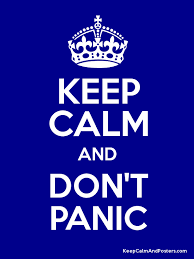Keep Calm Meme Template - keep calm and don t panic keep calm and posters generator maker