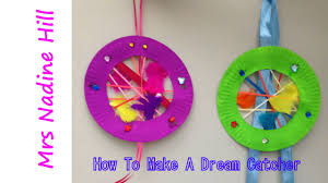 how to make a dream catcher youtube