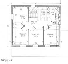 plan de maison en l avec 4 chambres avis sur notre plan maison à étage avec 4 chambres 127m2 7 messages