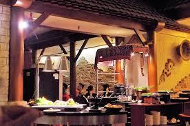 buffet display picture of kintamani indonesian restaurant