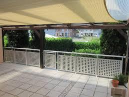 balkon lochblech balkongeländer alu kaufen zum besten preis dealsan deutschland